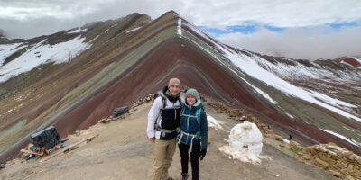 ausangate Rainbow Mountain Trek 3 Days