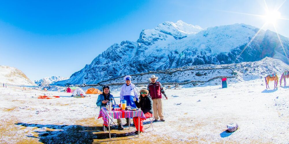 Ausangate Trek And Rainbow Mountain Trek 4 Days