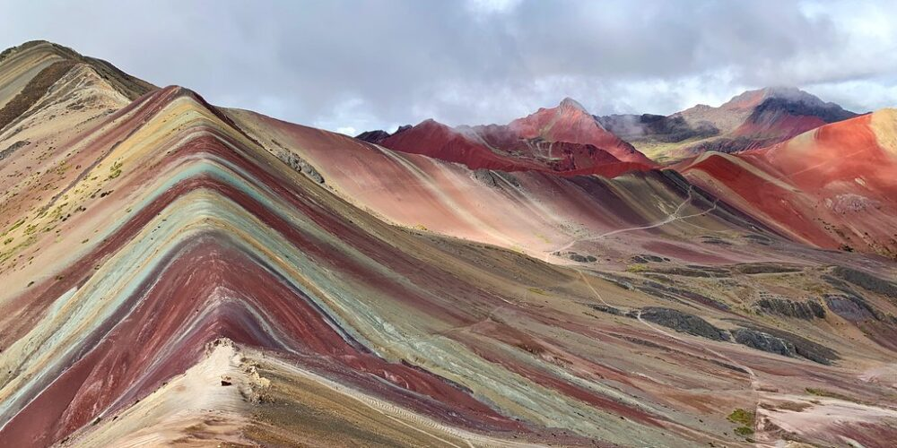 Rainbow Mountain Trek 4 Days