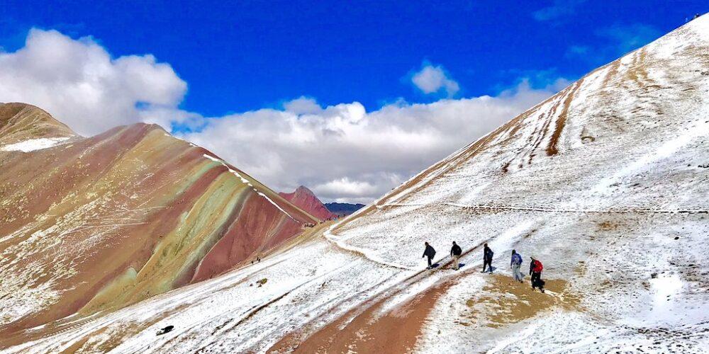 Ausangate & Rainbow Mountain Trek 2 Days