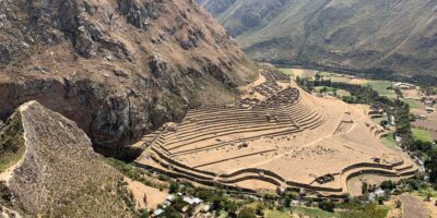 n the 5 days ancascocha trek we can also see beautiful Inca archaeological centers