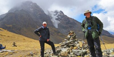 Ancascocha Trail + Short Inca Trail 5 Days
