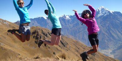 Ancascocha +Inca Trail To Machu Picchu Trek 5 Days