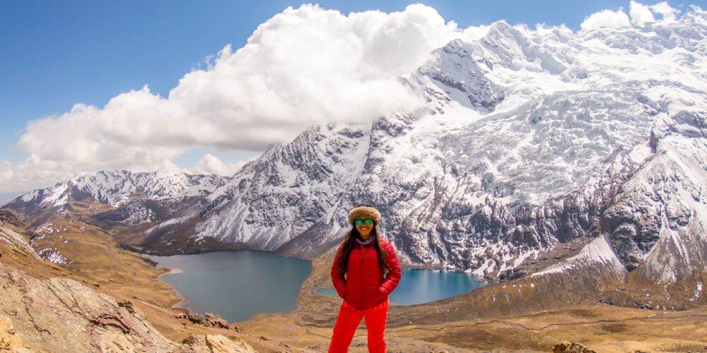 Ausangate Mountain Trek Pucacocha Pass