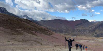 11Explore the Ausangate trek to Machu Picchu 7 days