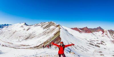 11Ausangate & Rainbow Mountain Trek 5 Days