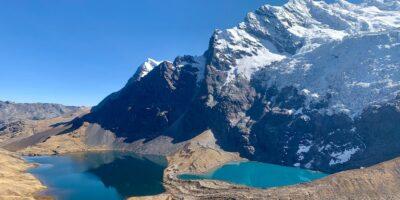 11Pucacocha Lake & Ausangate Mountain Trek 5 Days