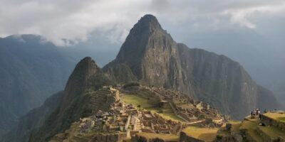 Machu Picchu un paraiso en las altas montaña de la selva