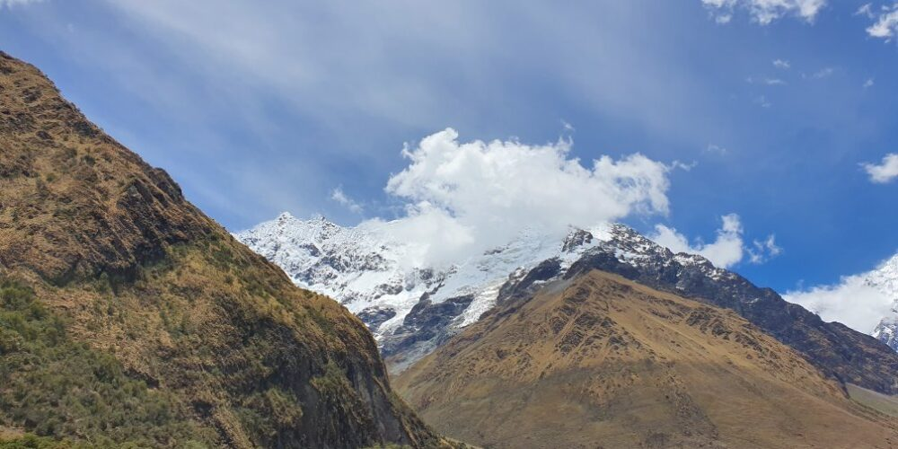 Salkantay Trek To Machu Picchu 3 Days