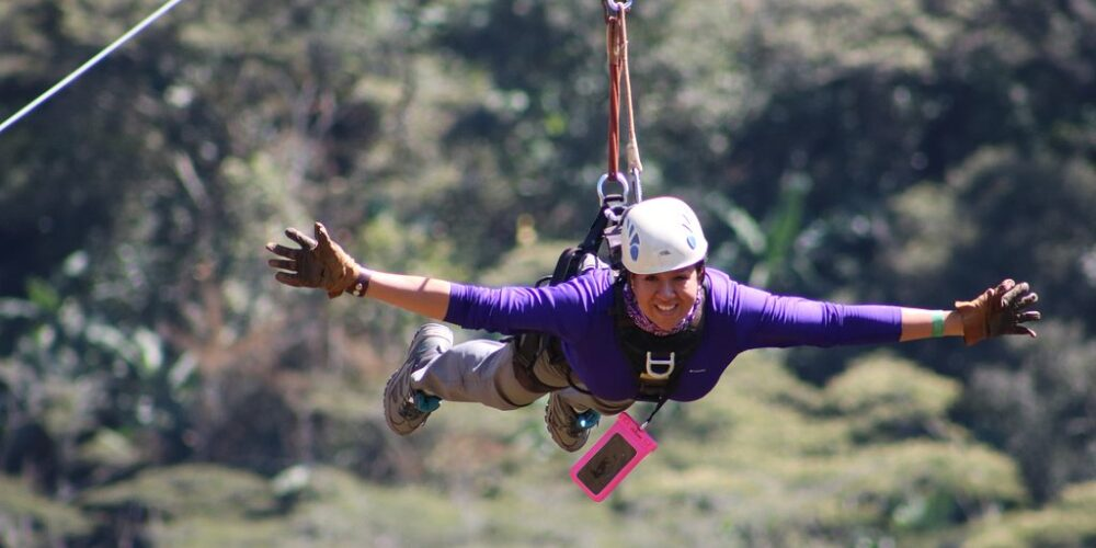 In the salkantay trek 3 days you can also enjoy Vertikal Zipline one of the best sports before reaching machu picchu