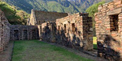 Choquequirao Temple