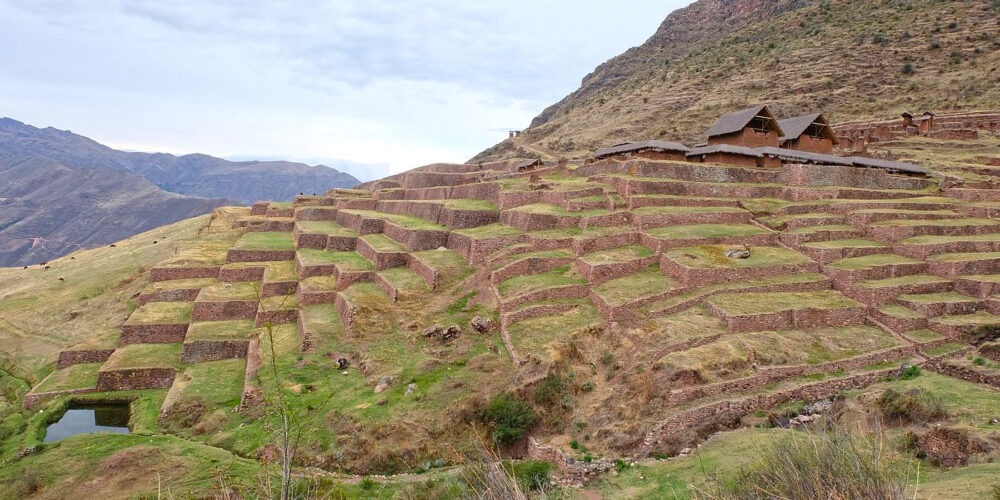 Huchuy qosqo archaeological complex