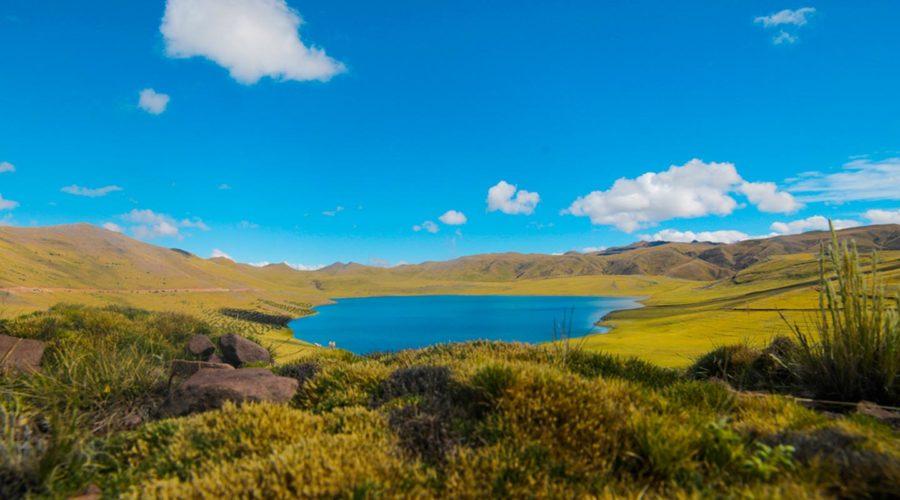Qori Qocha Lake