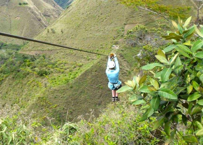 Inca Jungle Tour 3 days