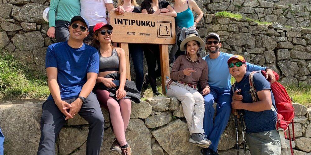 Inti Punku (Sun Gate) In Lares Trek 5 Days