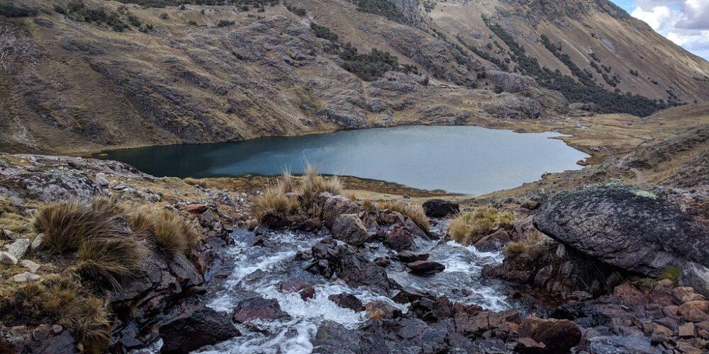 Lake In Lares Trek 5 Days