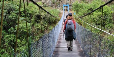 Walking and enjoying the landscapes we arrived at Machu Picchu, and the salkantay trek 5 days offered us much more things.