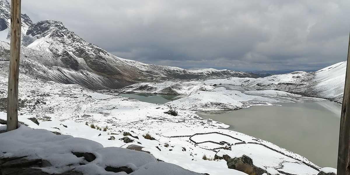 Ausangate 1 Day Trek Pucacocha Lake