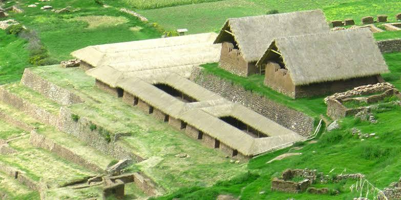 Imperial City Huchuy Qosqo