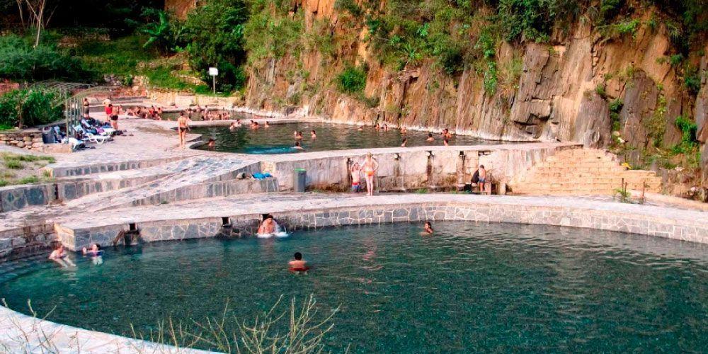 Inca Jungle Tour Hot Springs