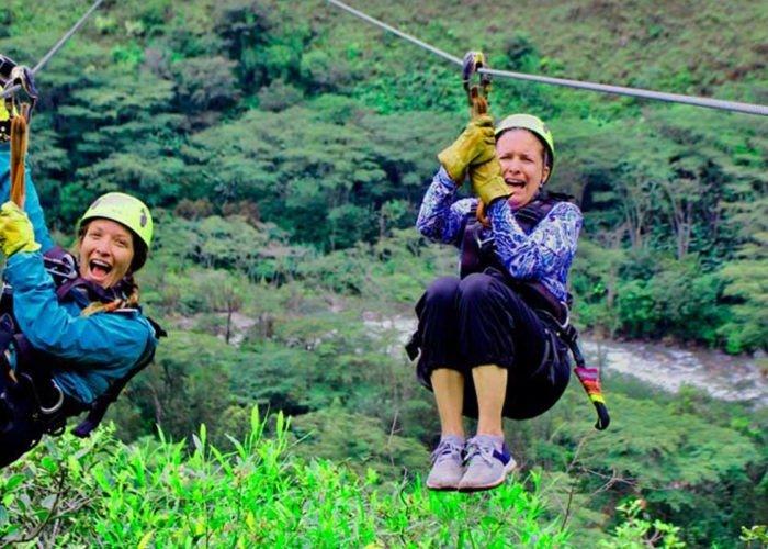 Inca Jungle Trek 4 Days