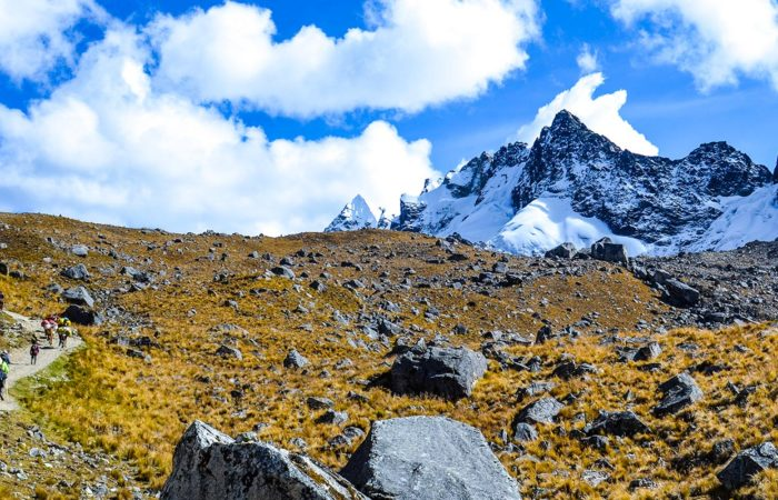 Salkantay Trek 4 Days