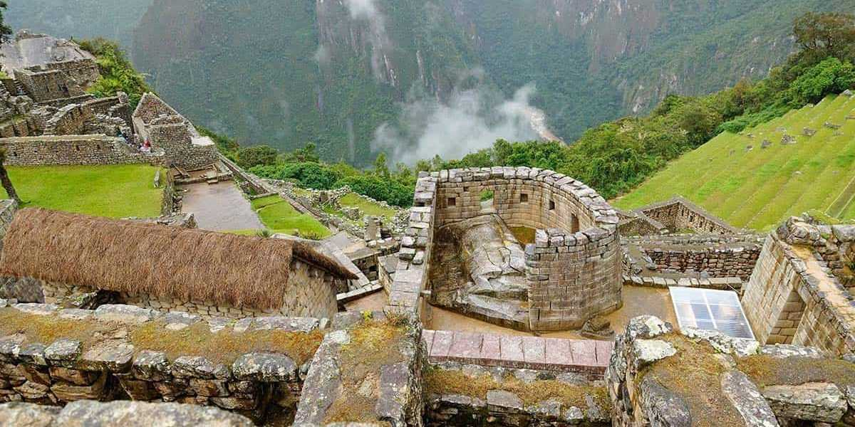 Machu Picchu Tour Main Temple