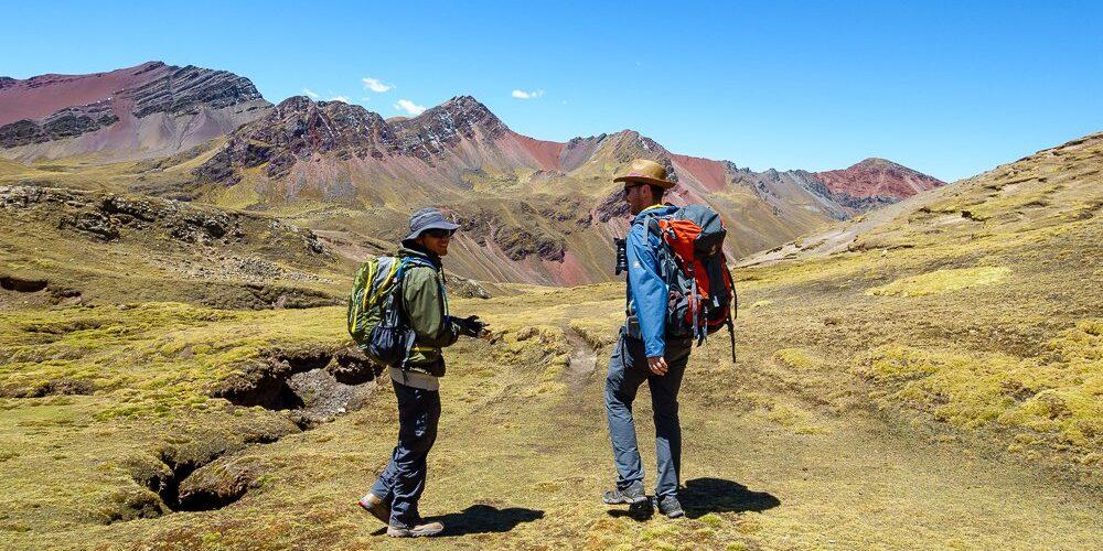 Hike to Rainbow Mountain Peru