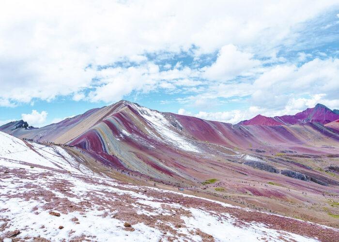 Rainbow Mountain Trek Peru Cusco