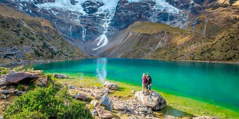 Photo in Humantay Lake