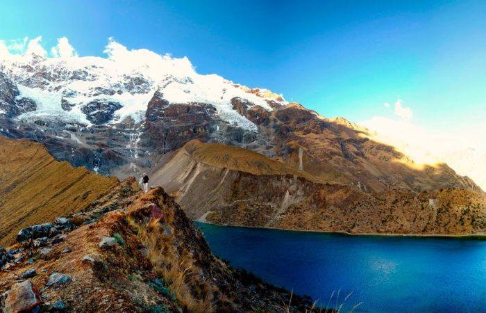 Trekking To Humantay Lake