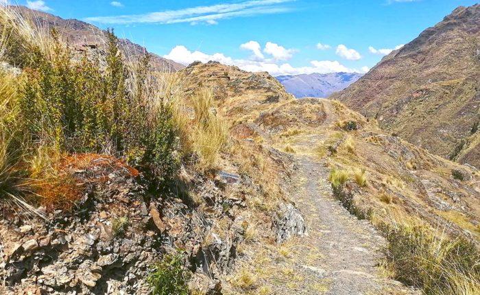 Ancasmarca Hiking Peru