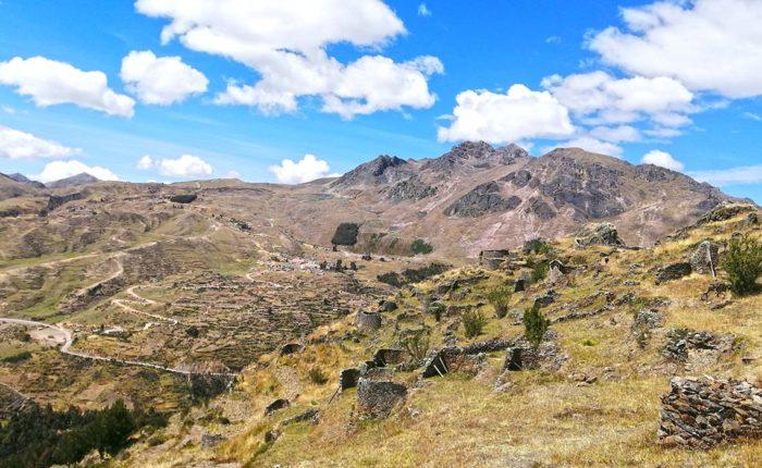 Ancasmarca Peru