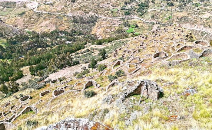 Ancasmarca Hike
