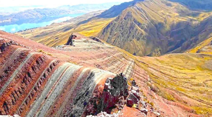 Pallay Punchu trek mountain