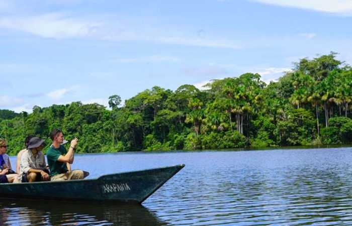 Tambopata Tour 3 Days
