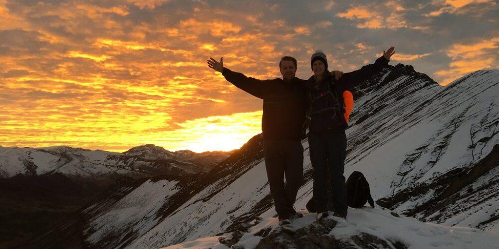 Hananta Pass to Rainbow Mountain 4 Days