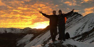 11Hananta Pass to Rainbow Mountain 4 Days