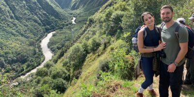 Hike on the Inca trail