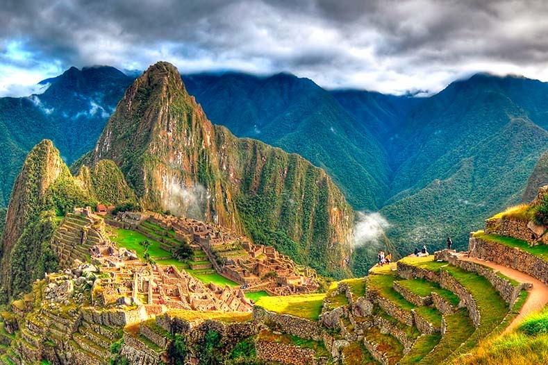 MACHU PICCHU POSTS AS A LEADING TOURIST ATTRACTION IN SOUTH AMERICA