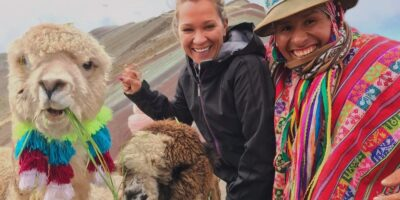 Rainbow Mountain To Machu Picchu Peru 3 Days