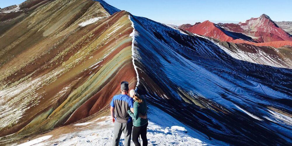 Machu Picchu & Rainbow Mountain Trek Peru