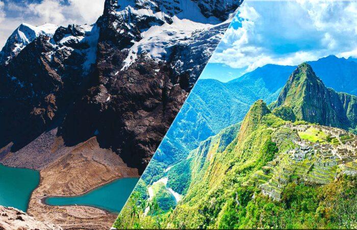 Ausangate Trek Plus Machu Picchu 4 Days