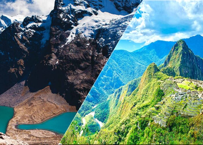 Ausangate Trek Plus Machu Picchu 4 Days