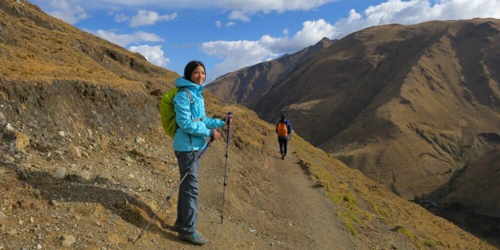 Beautiful adventure in the ancascocha trek 5 days