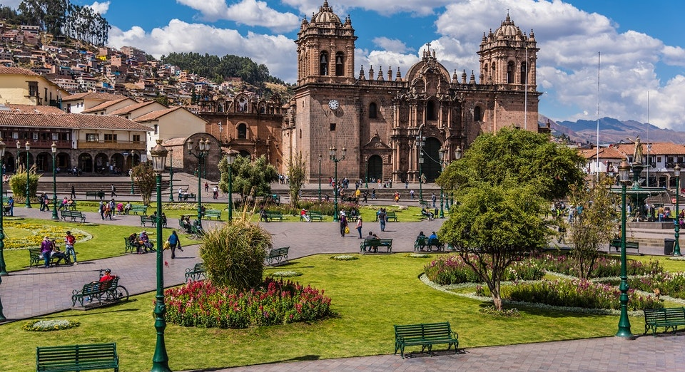Cusco City Tour Catedral