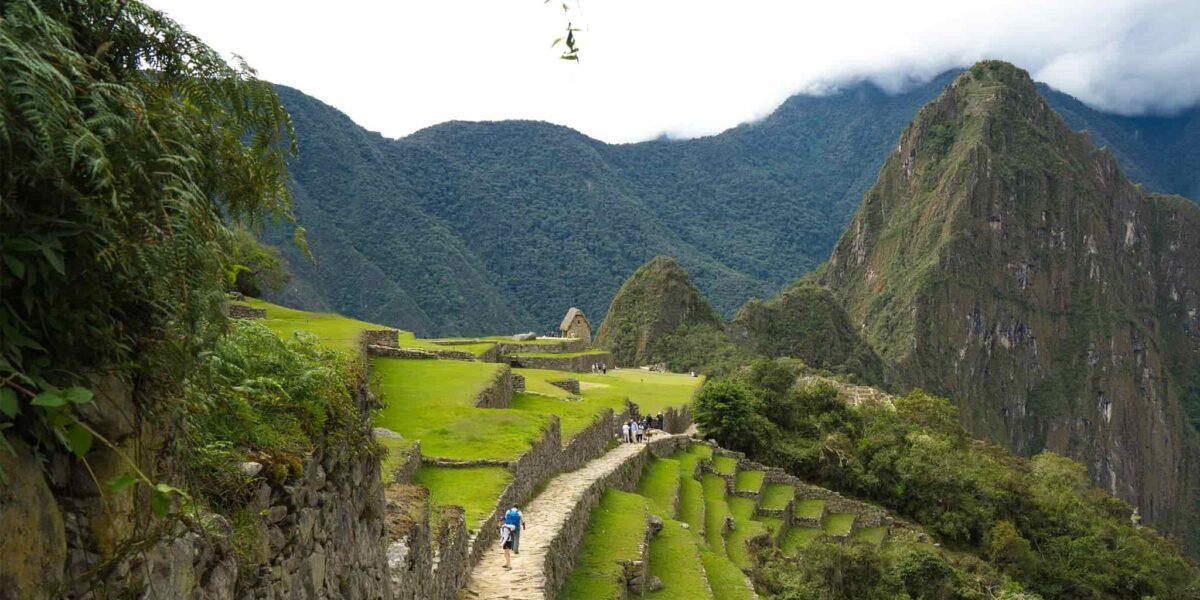 Inca Trail And Machu Picchu