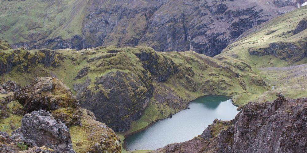 Lago in lares Trai 6 Days