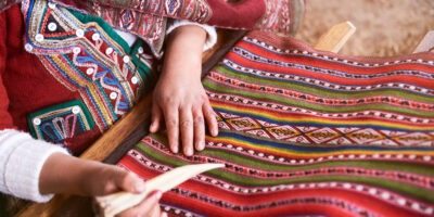 11Handmade fabrics Cusco