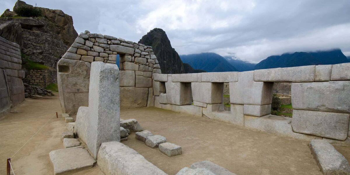Machu Picchu Archeology